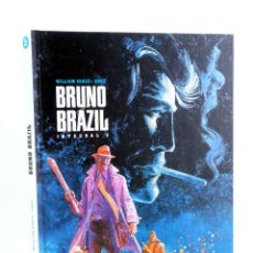 Cómics: BRUNO BRAZIL INTEGRAL TOMO 2 (WILLIAM VANCE / GREG) PONENT MON, 2013. OFRT ANTES 38E. Lote 190273276