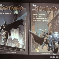 Comics : BATMAN COLECCIONABLE PLANETA 20 PRIMEROS TOMOS.. Lote 190373821