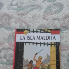 Cómics: LAS AVENTURAS DE ALIX. LA ISLA MALDITA, DE JACQUES MARTIN (NETCOM2). Lote 190513052