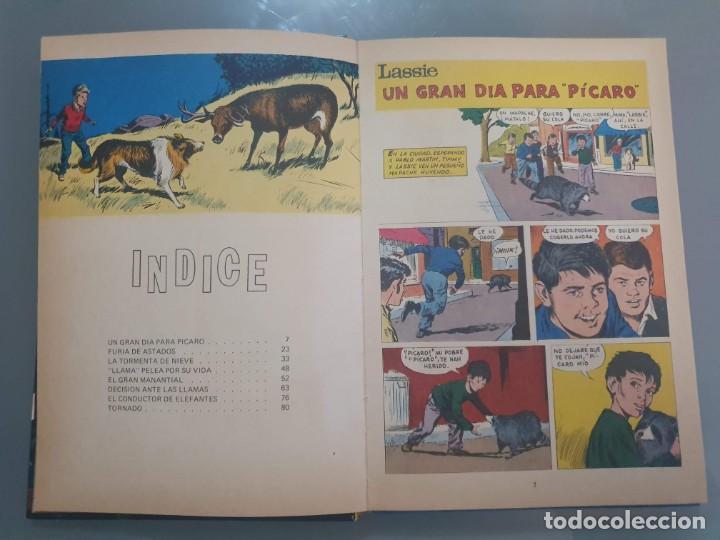 Cómics: COMIC SERIE TV LASSIE COLECCION LAIDA EDITORIAL FHER - Foto 2 - 190592328