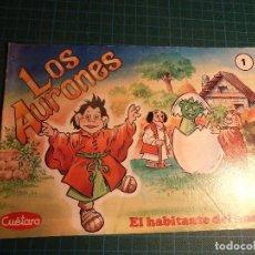 Cómics: LOS AURONES. Nº 1. CUETARA. (REF-003). Lote 190620243