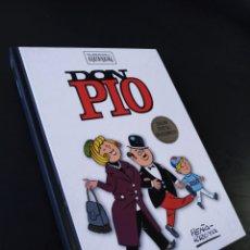 Cómics: DE KIOSCO DON PIO CLASICOS DEL HUMOR RBA EDICION ESPECIAL COLECCIONISTA TOMO TAPA DURA. Lote 190694407