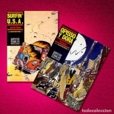 Cómics: SURFIN' U.S.A. Y OPISSO Y DORA / COLECCIÓN MISIÓN IMPOSIBLE Nº 11 Y 7 / ED. COMPLOT . Lote 190734485