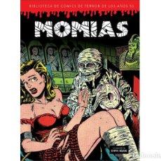 Cómics: MOMIAS (BIBLIOTECA DE CÓMICS DE TERROR DE LOS AÑOS 50, VOLUMEN 4). Lote 190920518