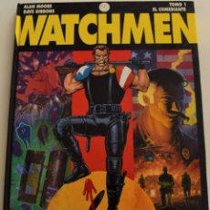 Cómics: WATCHMEN TOMO 1 - EL COMEDIANTE - ALAN MOORE , DAVE GIBBONS. Lote 191065165
