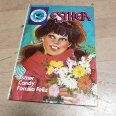 Cómics: JOYAS FEMENINAS, ESTHER, BRUGUERA. Lote 191096586