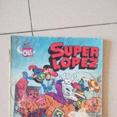 Cómics: SUPER LOPEZ 3. Lote 191145555