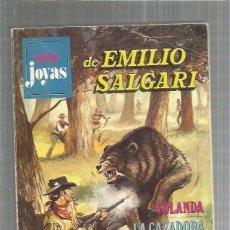 Cómics: SUPER JOYAS EMILIO SALGARI. Lote 191168970