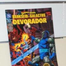 Cómics: SUPERMAN PRESENTA DARKSEID VS GALACTUS DEVORADOR JOHN BYRNE - EDITORIAL VID MEXICO. Lote 228325820