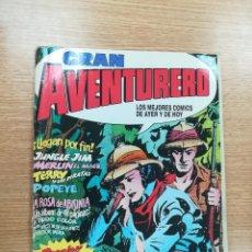 Comics: GRAN AVENTURERO #1. Lote 191296050