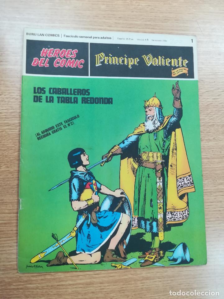 PRINCIPE VALIENTE #1 (Tebeos y Comics - Buru-Lan - Principe Valiente)