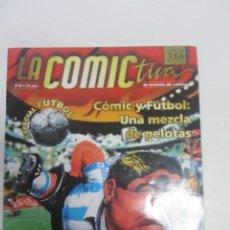 Cómics: LA COMICTIVA Nº 10 PUBLICACIÓN DE LA ASOCIACIÓN DE CÓMIC DE EUSKADI 1996 CS208. Lote 191332396