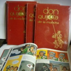 Comics : LIBRO COMICS DE DON QUIJOTE DE LA MANCHA 6 TOMOS ,ES NUEVO (#). Lote 191403170