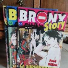 Cómics: BRONY STORY 1, 2 Y 4. Lote 191466831