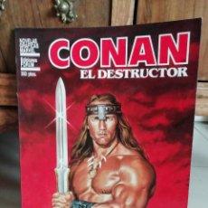 Cómics: CONAN EL DESTRUCTOR. Lote 191467191