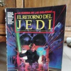 Cómics: EL RETORNO DEL JEDI. Lote 191467325
