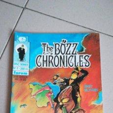 Cómics: THE BOZZ CHRONICLES 7. Lote 191469996