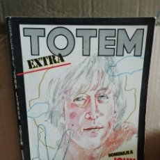 Cómics: TOTEM EXTRA HOMENAJE A JON LENNON. Lote 191471847