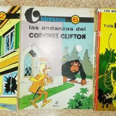 Cómics: LOTE DE JAIMES LIBROS. Lote 191509520