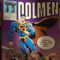 Cómics: DOLMEN 66 - SUPERMAN / SUPER LOPEZ-. Lote 218855600