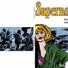 Cómics: LOS FANTASMAS ALBUM NUMERO 08: SUPERNOVA VOLUMEN 2. Lote 191590332