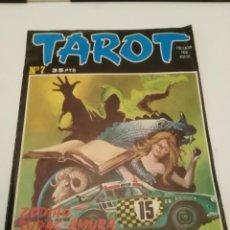 Cómics: ARIES - TAROT - FUENTE DE LA ETENA JUVENTUD - Nº 7 - 35 PTS-EDITORIAL ANDINA. Lote 191654323