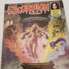 Cómics: ESCORPION NUMERO 20 BUEN ESTADO. Lote 191654478