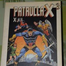 Cómics: TEBEOS COMICS CANDY - PATRULLA X TOMO 3 - EL MUNDO - GRANDES HEROES DEL COMIC 10 - AA97. Lote 191700430