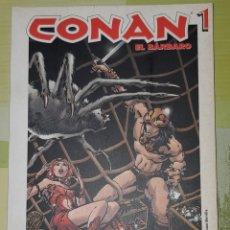 Cómics: TEBEOS COMICS CANDY - CONAN EL BÁRBARO - COMPLETA - EL MUNDO - AA97. Lote 191700842