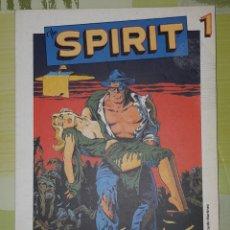 Cómics: TEBEOS COMICS CANDY - SPIRIT COMPLETA - EL MUNDO - GRANDES HEROES DEL COMIC - AA97. Lote 191701012