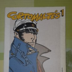 Cómics: TEBEOS COMICS CANDY - CORTO MALTÉS COMPLETA - EL MUNDO - GRANDES HEROES DEL COMIC - AA97. Lote 191701172