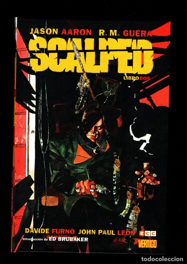SCALPED 2 - ECC / DC BLACK LABEL / TAPA DURA / JASON AARON (Tebeos y Comics - Comics otras Editoriales Actuales)