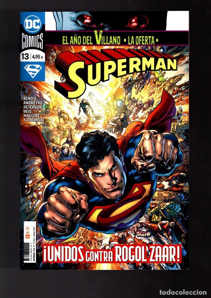 SUPERMAN 13 - ECC / DC GRAPA (Tebeos y Comics - Comics otras Editoriales Actuales)