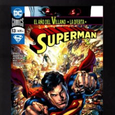 Cómics: SUPERMAN 13 - ECC / DC GRAPA. Lote 184418087