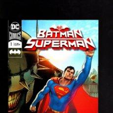 Cómics: BATMAN / SUPERMAN 1 - ECC / DC / GRAPA. Lote 191074012