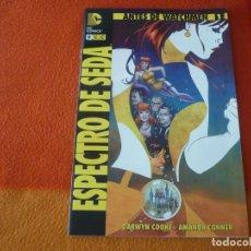 Cómics: ESPECTRO DE SEDA Nº 1 ANTES DE WATCHMEN ( DARWYN COOKE ) ¡MUY BUEN ESTADO! DC ECC. Lote 191860242