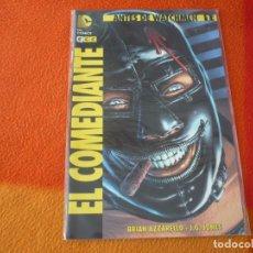 Cómics: COMEDIANTE Nº 1 ANTES DE WATCHMEN ( AZZARELLO ) ¡MUY BUEN ESTADO! DC ECC. Lote 191860285