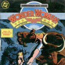 Fumetti: WONDER WOMAN Nº 10 (ZINCO) - E.C.: 8/10. Lote 191899960