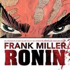 Cómics: FRANK MILLER RONIN - ECC DC COMICS - TAPA BLANDA. Lote 191980746