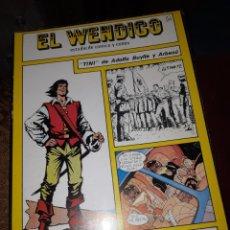 Cómics: TEBEOS-COMICS CANDY - EL WENDIGO 35/36 EXTRA - ESTUDIO DE COMICS Y COMIX- AA97. Lote 192014471