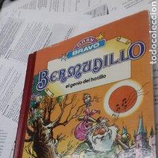 Cómics: BERMUDILLO. GRAN BRAVO. EL GENIO DEL ATILLO. 1 EDICION. ERROR DE IMPRENTA.. Lote 212778491
