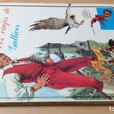 Cómics: LOS VIAJES DE GULLIVER - EDITORIAL RM 1978 - ILUSTRACIONES ART STUDIUM/ M405. Lote 192140665