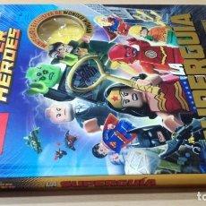 Cómics: SUPERGUIA - LEGO - DC COMICS SUPER HEROES/ M504. Lote 192140793