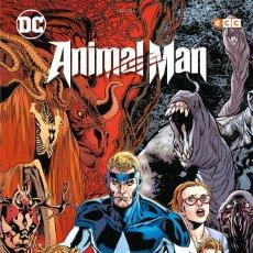 Cómics: ANIMAL MAN : EL REINO ROJO - ECC / DC / JEFF LEMIRE / SCOTT SNYDER / NUEVO DE EDITORIAL. Lote 192226293