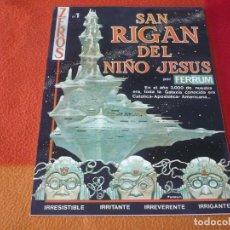 Cómics: SAN RIGAN DEL NIÑO JESUS ( FERRUM ) ¡BUEN ESTADO! 1986. Lote 192415132