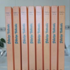 Cómics: PRÍNCIPE VALIENTE 8 TOMOS EDICIÓN HISTÓRICA 1992 NÚMEROS 1,2,3,4,5,6,7 Y 8 EDICIONES B. Lote 192635207