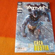 Cómics: BATMAN Nº 84 RENACIMIENTO 29 A LA CAZA DE LA BESTIA ( TOM KING ) ¡MUY BUEN ESTADO! DC ECC 2019. Lote 192692021