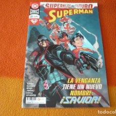 Cómics: SUPERMAN Nº 75 RENACIMIENTO 20 ( TOMASI GLEASON ) ¡MUY BUEN ESTADO! DC ECC 2018. Lote 192718111