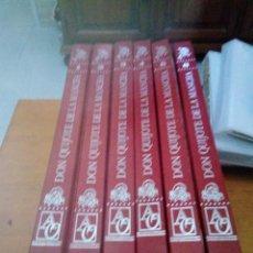 Cómics: DON QUIJOTE DE LA MANCHA EDITORIAL ALFREDO ORTELLS. 6 TOMO COMPLETO. BBB7. . Lote 192818805