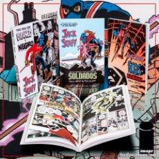 Cómics: PACK JACK STAFF. 3 CÓMICS - PAUL GRIST DESCATALOGADO!!! OFERTA!!!. Lote 193074155